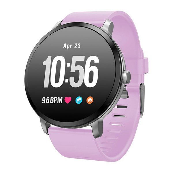 V11 Smart Watch IP67 wasserdicht Gehärtetes Glas Aktivität Fitness Tracker Pulsmesser BRIM Mann Frauen Damen Smart Band