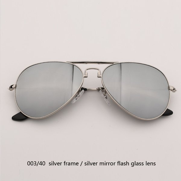 003/40 argent / argent lentille flash mercure
