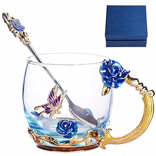 regalo blu Breve