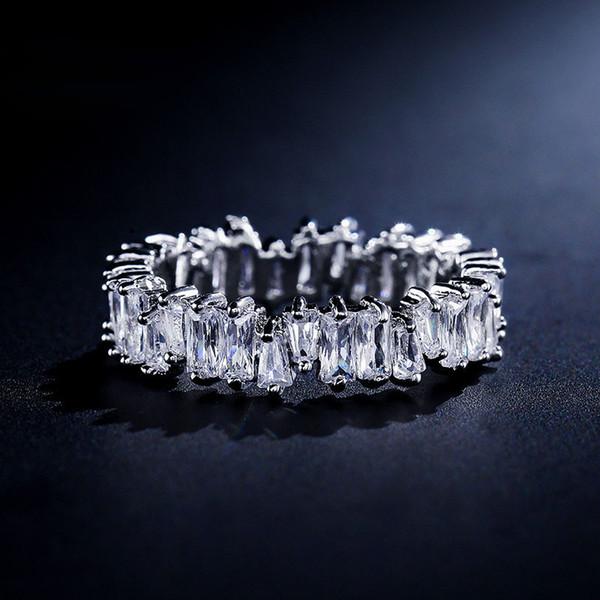 Платиновый белый бриллиант