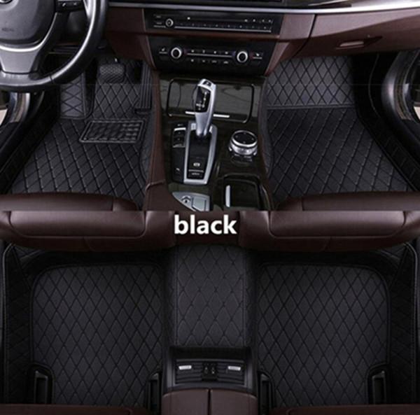 Stuoia interna antisdrucciolevole della stuoia di automobile di Hyundai Rohens 2008-2013 da rispettoso dell'ambiente Non tossico
