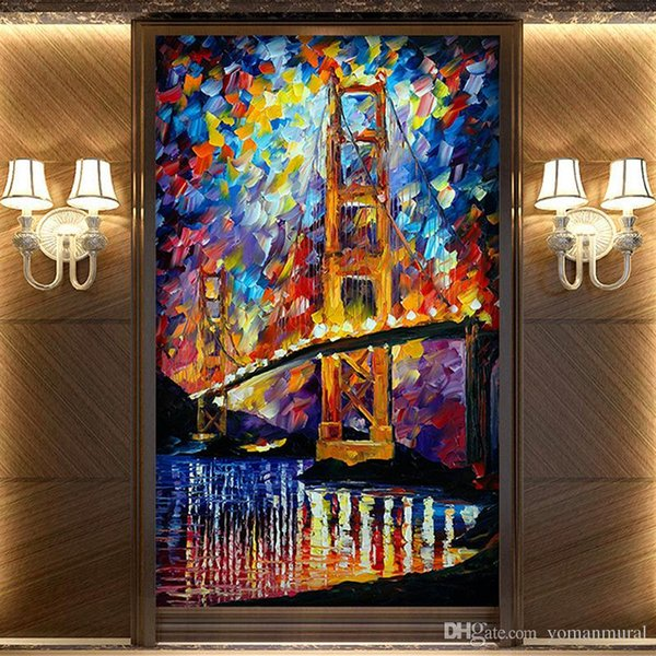 Free shipping photo 3d wallpapers for wall Abstract Art Home Decor Wallpaper Mural for porch corridor living room wall paper