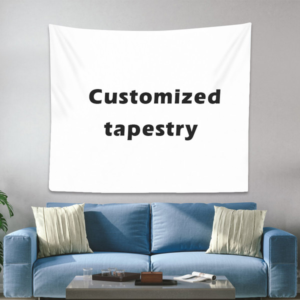 Tapestry Boho Mandala Tapestries Witchcraft Wall Tapestry Print Your Photo Hippie Wall Hanging Blanket Tapestry