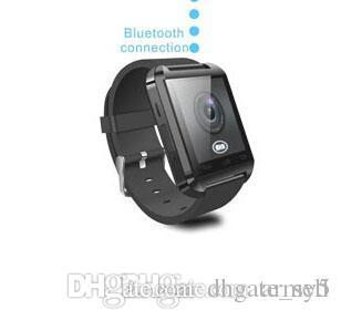 Smartwatch U8 Watch Smart Watch Wrist Watches for iPhone 4 4S 5 5S Samsung S4 S5 Note 2 Note 3 HTC Android Phone Smartphone