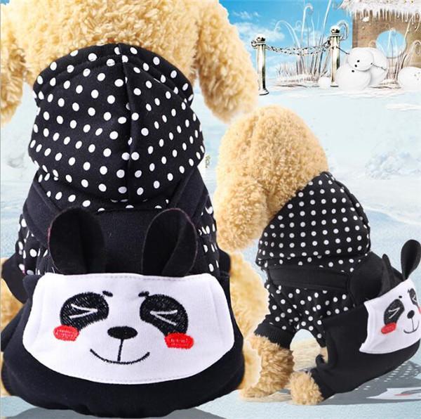 panda preto