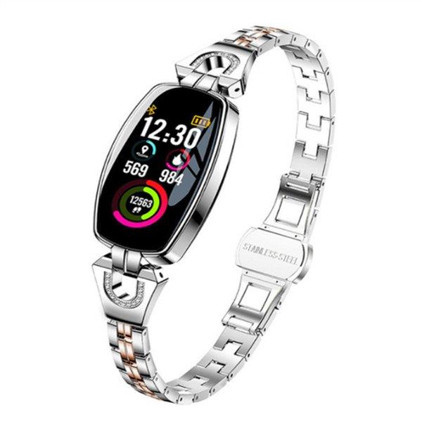 H8 Smart Watch Silver