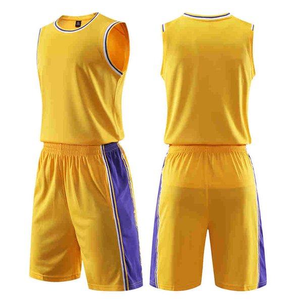 2020 Nueva Jersey personalizado del baloncesto hombre de alta calidad envío libre bordado Logos 100% cosido Baloncesto Establece 161