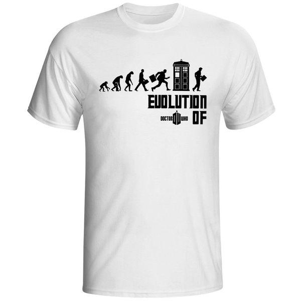 Alien Evolution T Shirt Predator Sci Fi Nerd Xenomorph Tees T Shirt