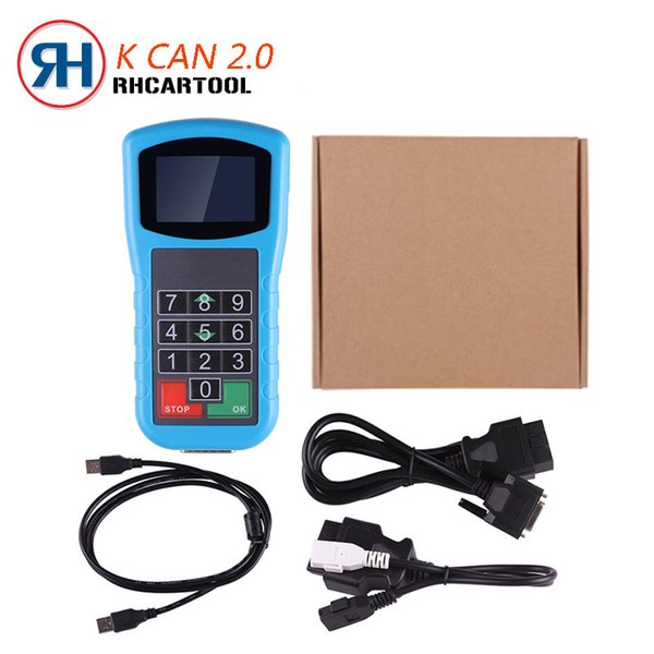 Diagnostic tool Super for VAG K+CAN Plus 2.0 Diagnosis + Mileage Correction + Pin Code Reader Super for VAG K CAN Plus 2.0