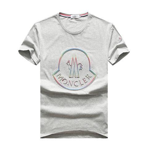 HOT 2019 Verão M Marca de Manga Curta Homens T-Shirts 8003 M designer galo França Moda O-pescoço de algodão Man Clothing tshirt gola Redonda tees