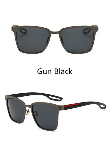 Gun + Black
