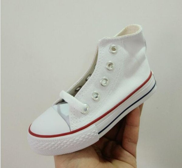 brand desinger casual shoe cheap kid sneaker for baby boy gril flats skate shoe high top CV-canvas shoe for dancingfree ship