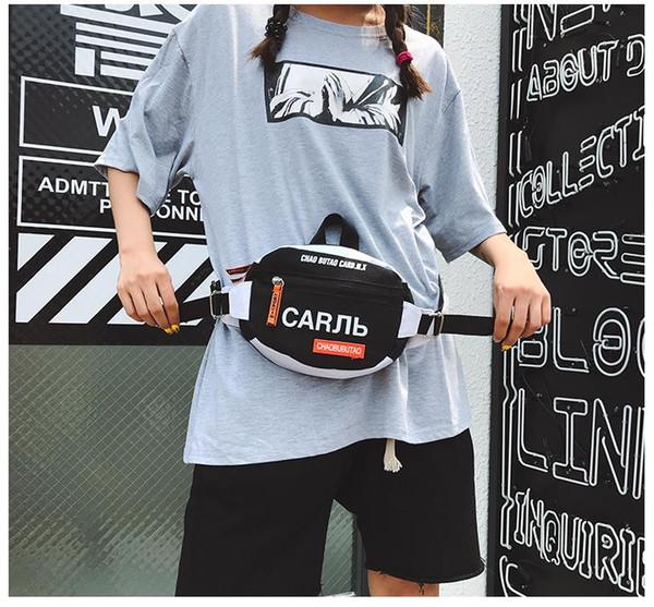 Diseñador bolso de cintura Fannypack Cross Body Bags Unisex Cofre Bolsas de moda Hombres Mujeres Moda Deporte Unisex Bolsa de hombro