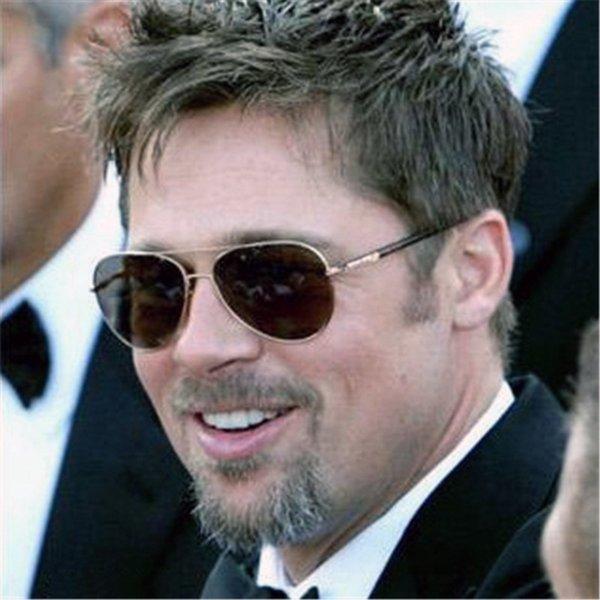 Vorhang Klassische Pilot Spiegel Sonnenbrille Frauen Männer Markendesigner Luxus Sonnenbrille Weibliche Vintage Outdoor Fahren Oculos De Sol