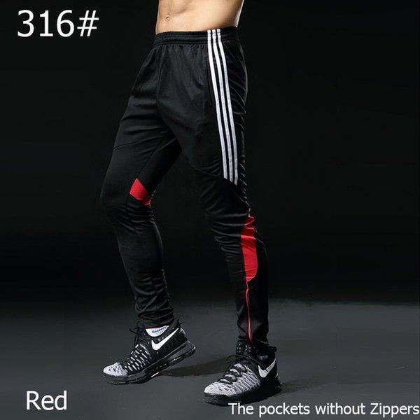 316 nero rosso