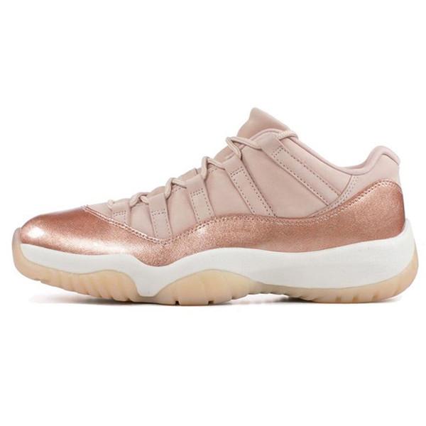 11 de oro rosa
