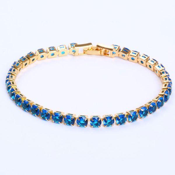 gold-blau 17cm Länge