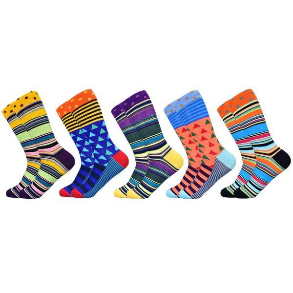 5 pairs of socks-B