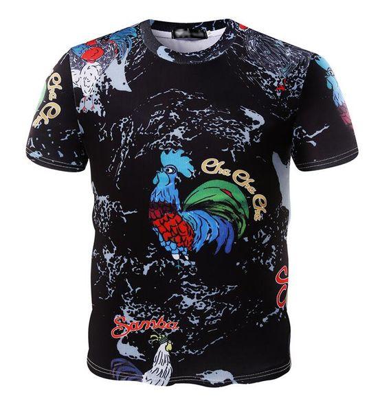 Mens Designer T Shirts Fashion Mens Clothing 2019 Summer Casual Streetwear T Shirt Cotton O-Neck Short Sleeves Tees Top