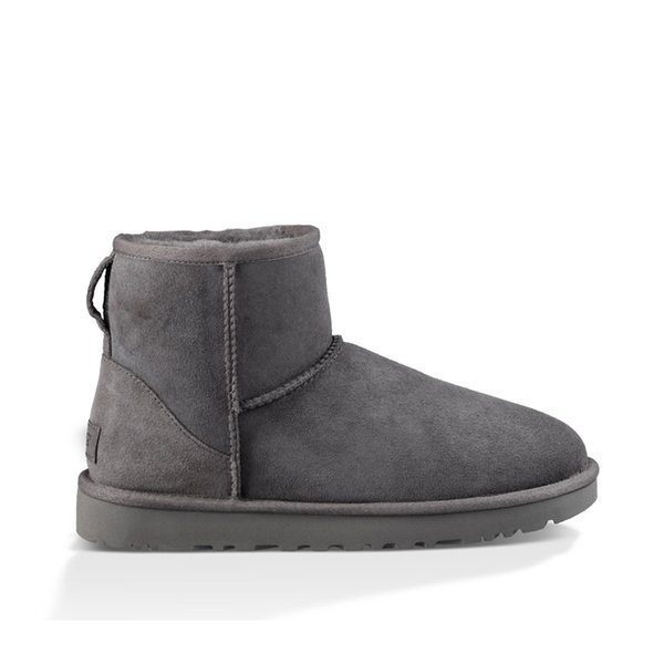 A18 Classic Mini Boot - Grey