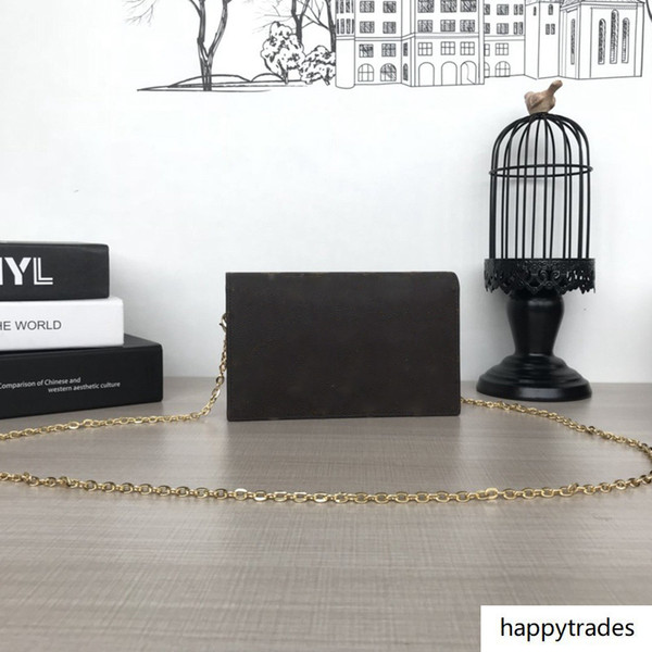 Top qualità FLORE portafoglio catena di lusso di marca Borsa M67406 di marca Bag Il nuovo modo delle donne borse di lusso borse a spalla signora