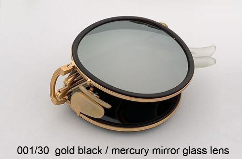 001/30 الذهب الأسود / عدسة الزئبق مرآة