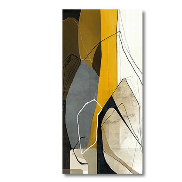 Style A 20x50cm Frame Free