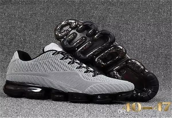 2018 la venta de plástico nano tecnología, el medio ambiente Cojín amable y insípido todo el aire de los zapatos corrientes de los hombres '; S zapatos deportivos.