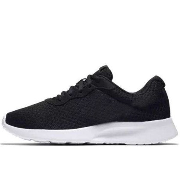 Olympic 2019 tanjun London Wholesale Classic Black White Ink Running Shoes For Men Women Sports London Olympic Womans Mens Trainers Sneaker