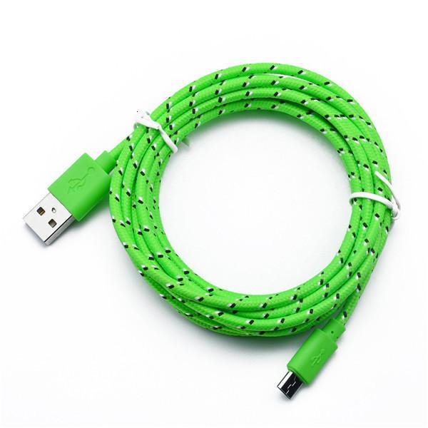 الأخضر مايكرو USB