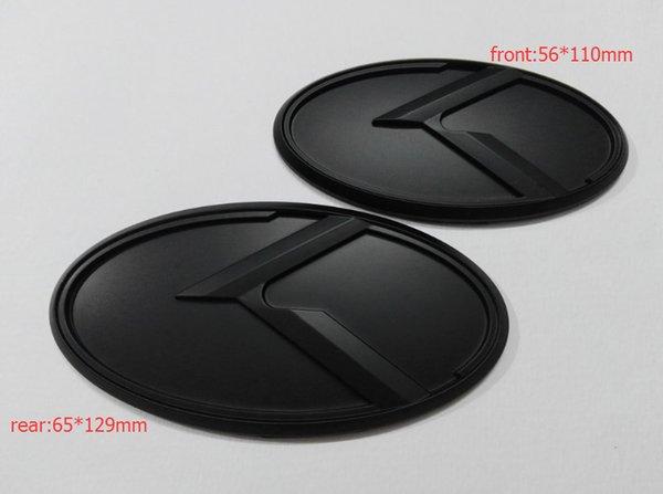 distintivo anteriore: 56 * 110 millimetri / distintivo posteriore: 65 * 129 millimetri