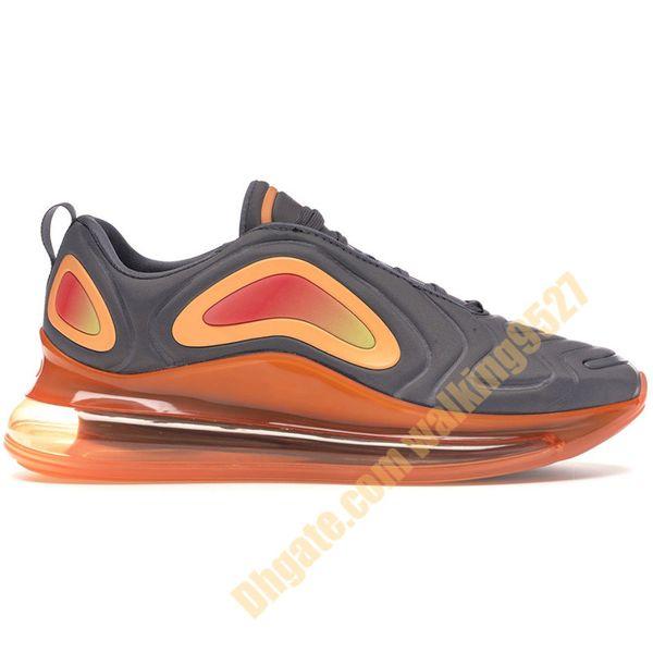 Black Fuel Orange 36-45