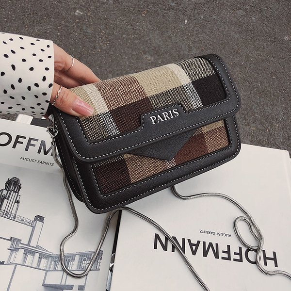 2019 new mini China shoulder bags fashion Famous Designer Hasp Messenger bag Wholesale and retai yifan/5