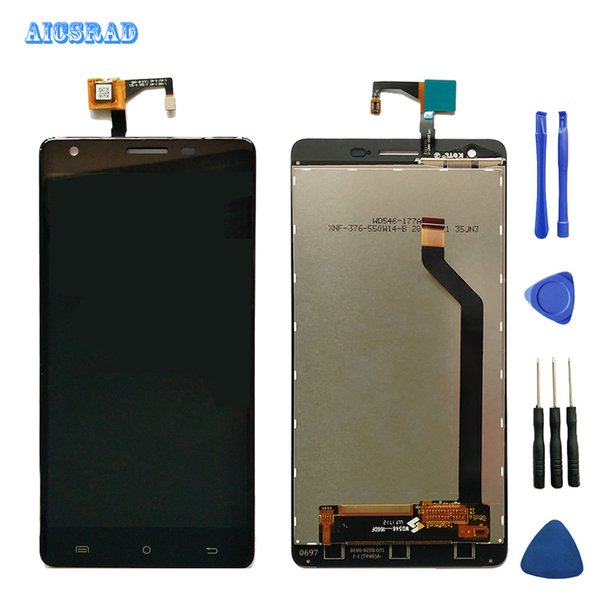 1280*720 HD Black 5.5''For cubot H2 LCD Display+Touch Sccreen Digitizer Assembly Phone Accessories H 2 Tool