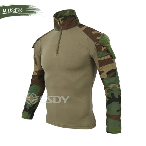 2018 brand camouflage frog jacket waterproof trench coat jacket men's and 2017 thumbnail
