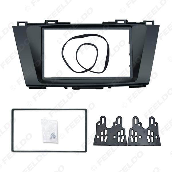 Painel Stereo carro para Mazda Premacy 5 Nissan Lafesta alta Estrela 2DIN Radio Fascia Quadro Montagem Traço Kit guarnição # 5014