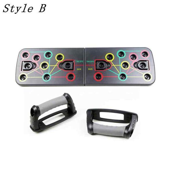 Style B