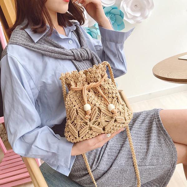 OCARDIAN bolso nuevo de la manera de las mujeres del color sólido de los bolsos de hombro de la armadura Señora de la playa de moda de alta calidad del diseñador bolso Dropship May9