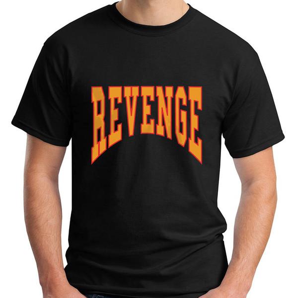 Drake Summer Tour Шестнадцать Revenge с коротким рукавом Черная мужская футболка Размер S-5XL
