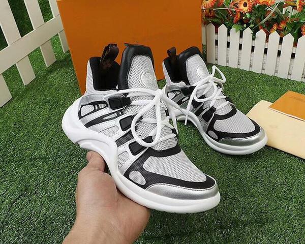 2019 Retro Marque femmes d'été été Sneakers respirant pour hommes femmes papa chaussures luxe Casual bottes de plein air dropship yxl180522
