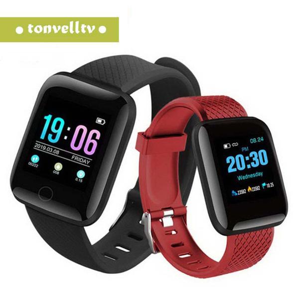 116 plus d13 smart armband sport fitness armband smart armband blutdruckmessung uhren schrittzähler smartband uhr