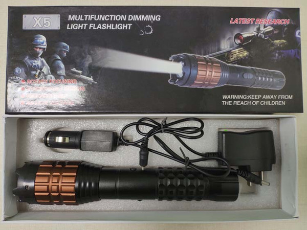 X5 TYPE FLASHLIGHT