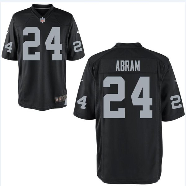 factory authentic d126f 7c14f 2019 84 Antonio Brown Johnathan Abram Raiders Jersey Clelin Ferrell Josh  Jacobs Bo Jackson Custom American Football Jerseys 4XL 5XL 6XL College From  ...