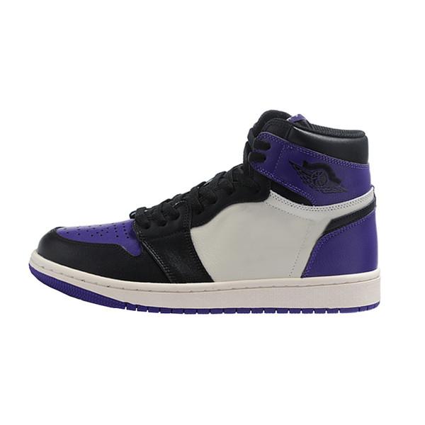 #11 Court purple 36-47