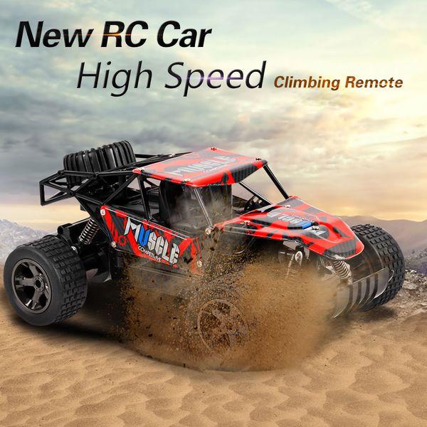 New Rc Car Uj99 2 .4g 20km /H High Speed Racing Car Climbing Remote Control Carro Rc Electric Car Off Road Truck 1 :20 Rc Drift