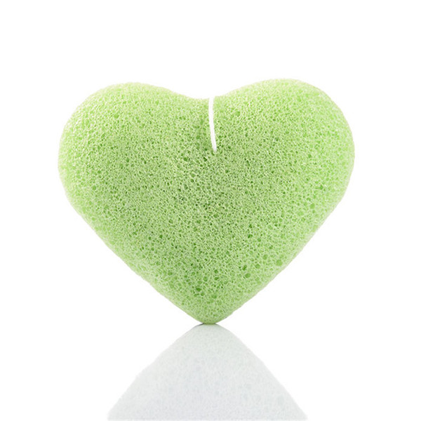 Hot Selling Natural Konjac sponge Wash Face Cleansing Sponge Facial Faces Puff Makeup Beauty Tools Fast Shipping