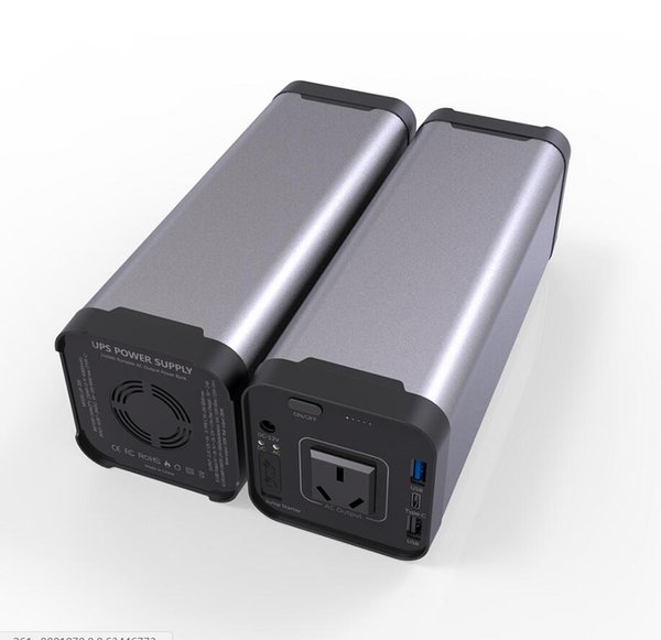 2018 Rechargeable Type C Energy Storage Power Supply Battery 40800mAh 110V  220V Energy Storage Power Supply From Jentebattery, $243 22 | DHgate Com