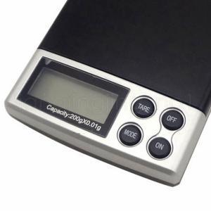 Mini Elektronik Cep Ölçekler 0.01g Hassas Taşınabilir Dijital Takı Altın Ağırlık Dengesi Mutfak Gram Ölçeği RRA359 için Terazi