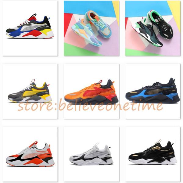 2019 Neue Desginer Sneaker Creepers TRANSFORMERS RS-X Spielzeug Reinvention Schuhe Neue Männer Frauen Laufende Basketball Trainer Lässige Turnschuhe