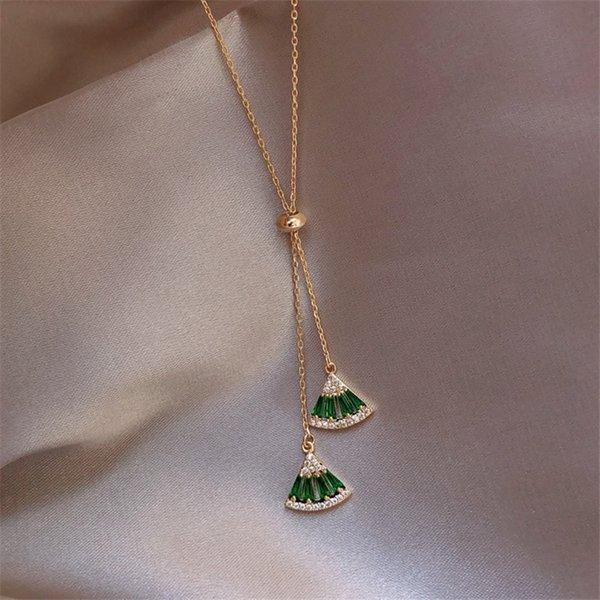 Изумрудное ожерелье
